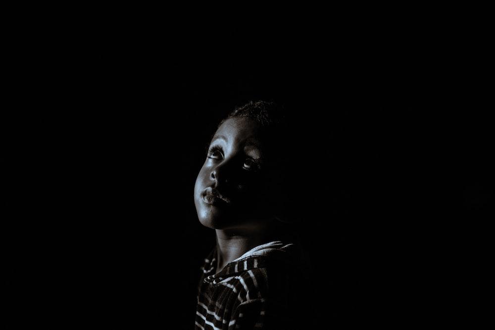 boy in the dark