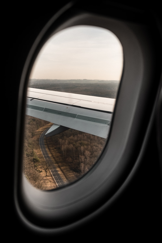 white air plane