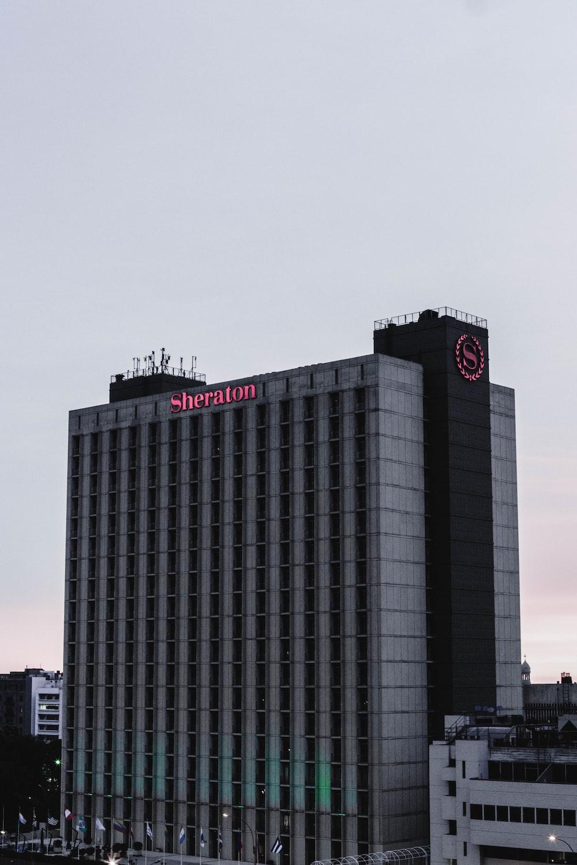 Sheraton building