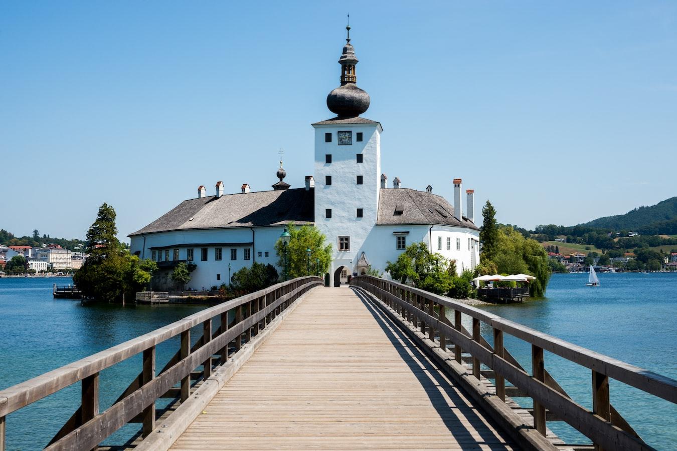 Schloss Ort Castle in Austria