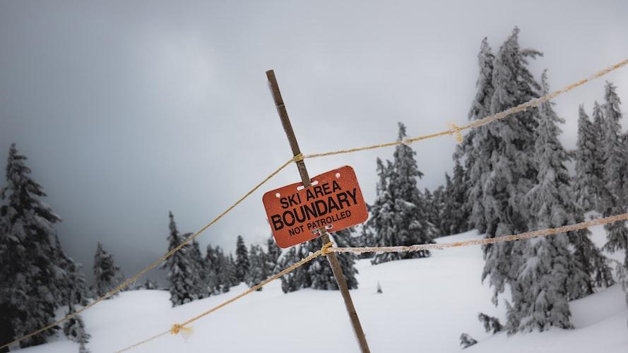 Freeride-Skigebiet
