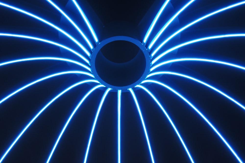 black and blue lighten portal
