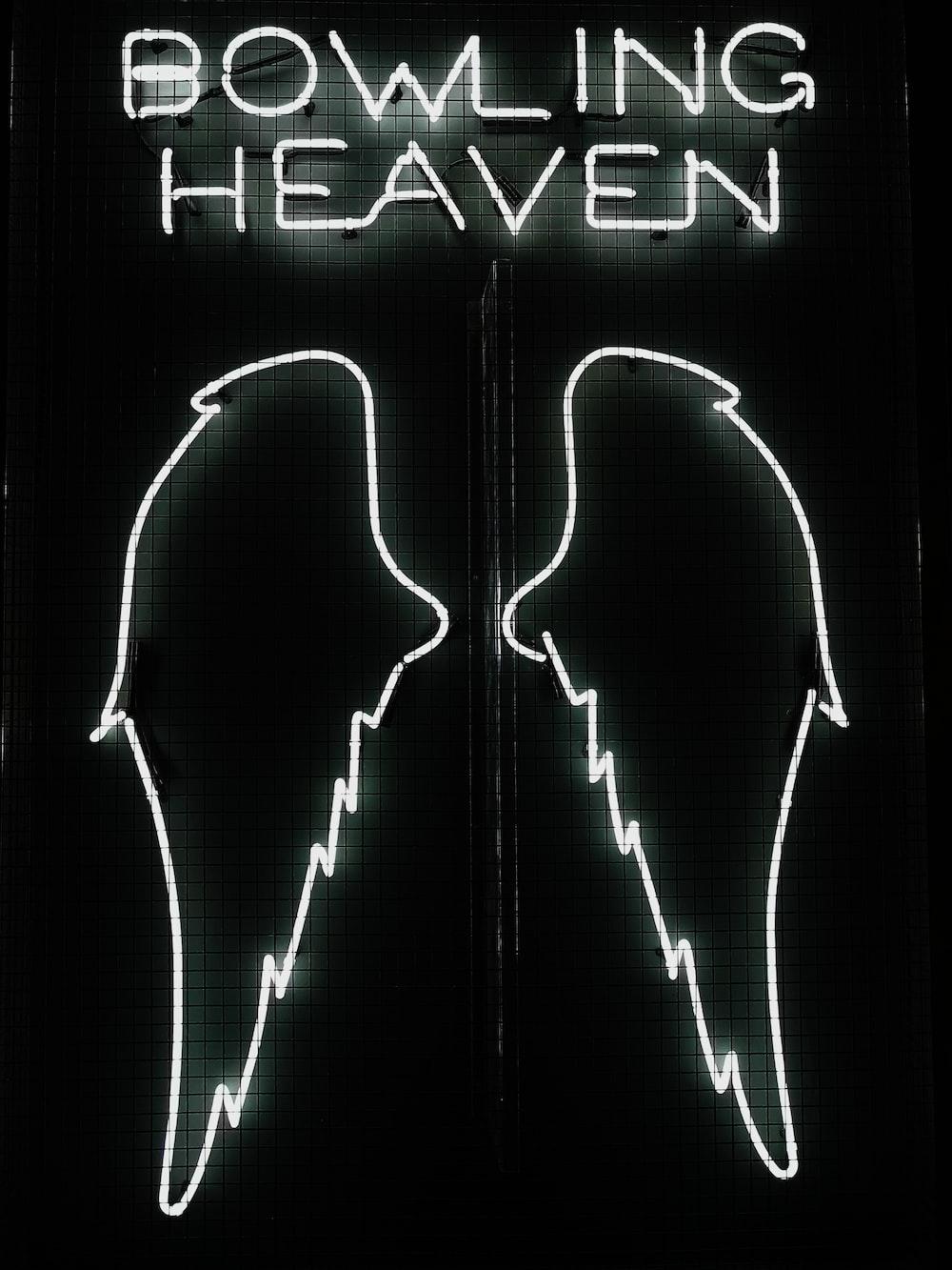 bowling heaven LED light