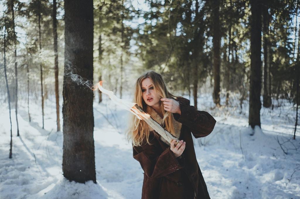 冰冷的北極風造就了強盛的維京人