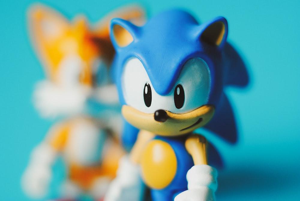 Super Sonic toy
