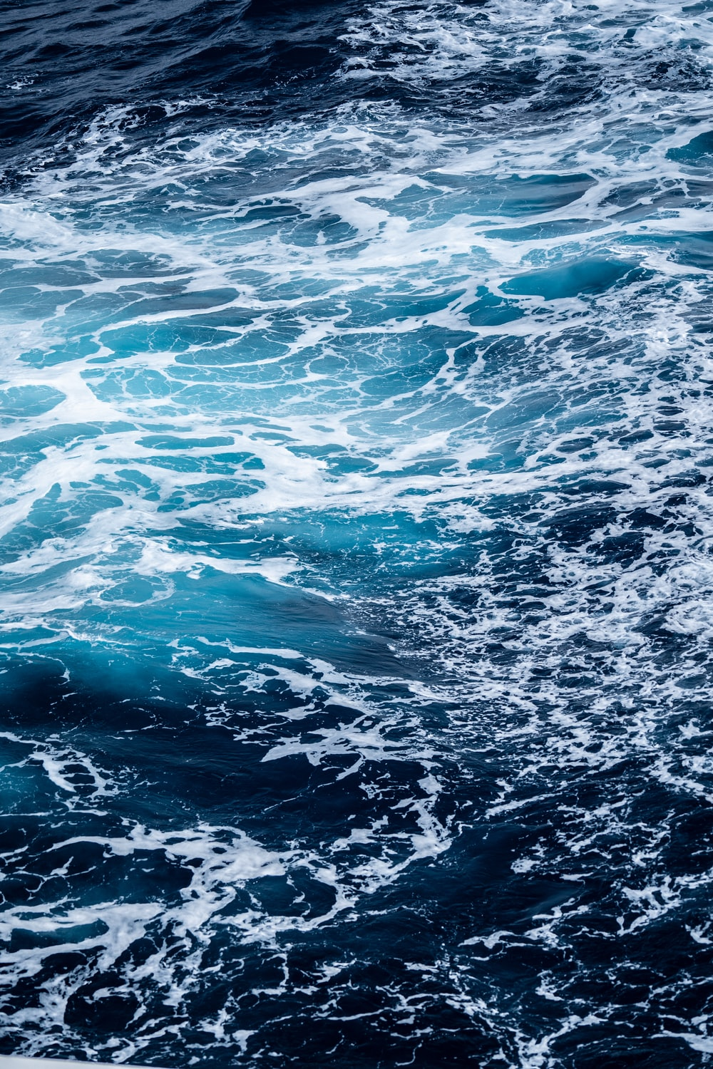 calm body of water close-up photo