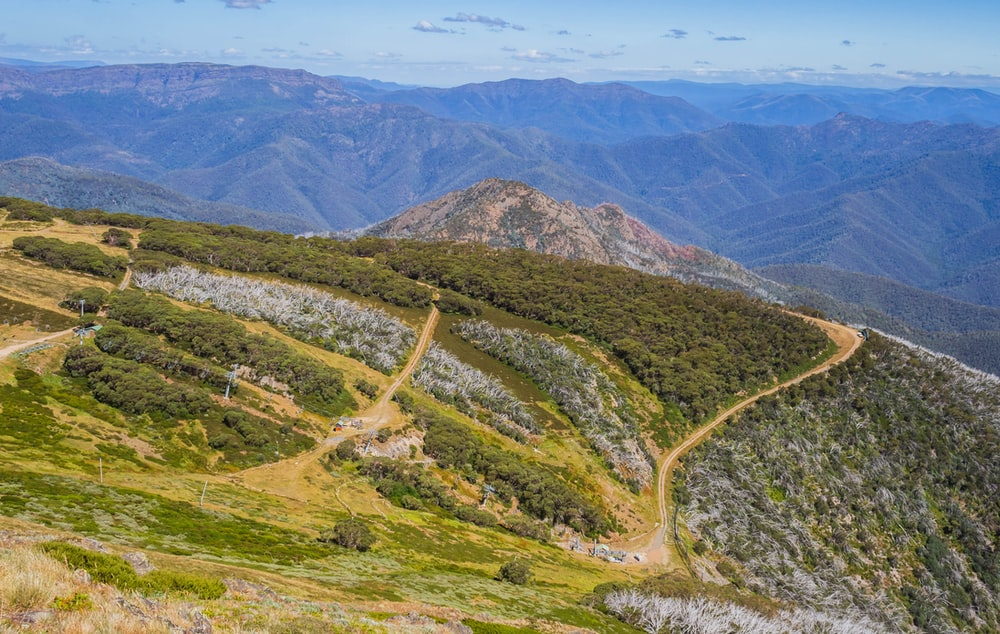 green mountain ridge
