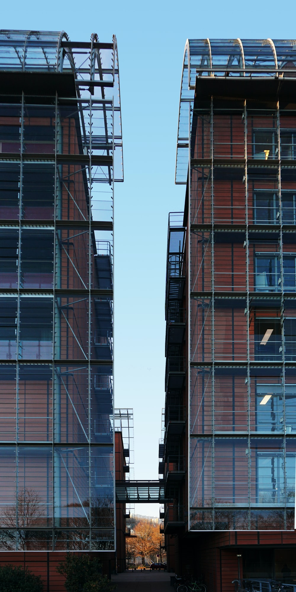 multi-storey highrise buildings during daytime
