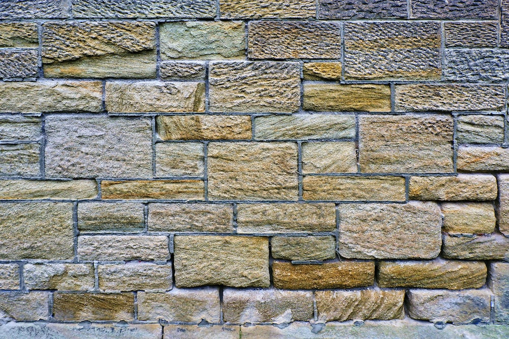 different types of stone veneer