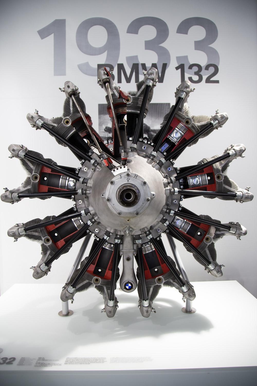 BMW 132 wheel