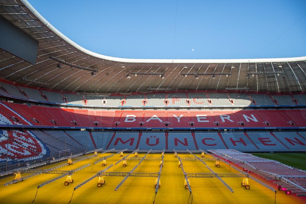 Bayern Munchen arena
