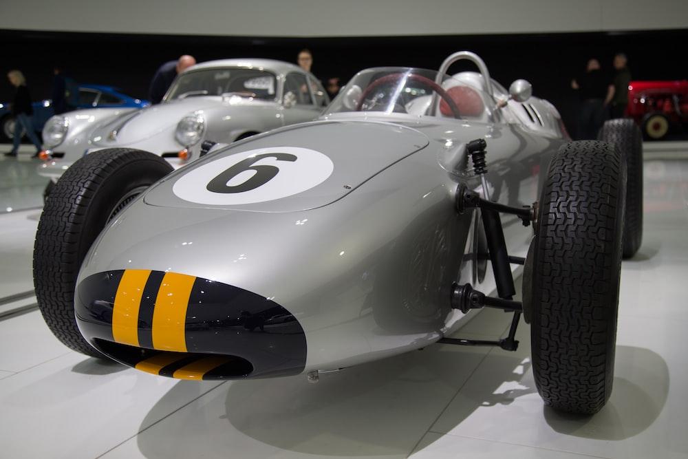 grey F1