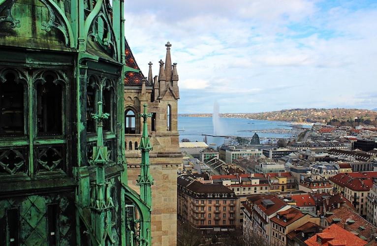 Geneva, Switzerland, Places to Spend Christmas in Europe