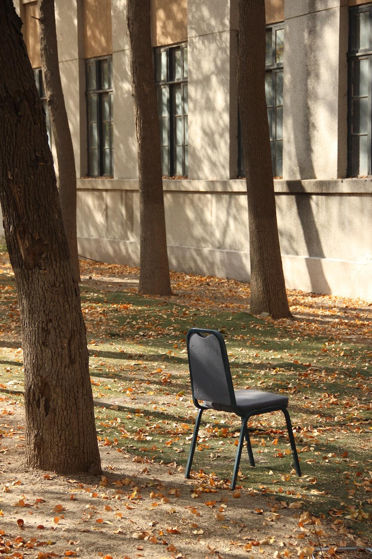 blck chair