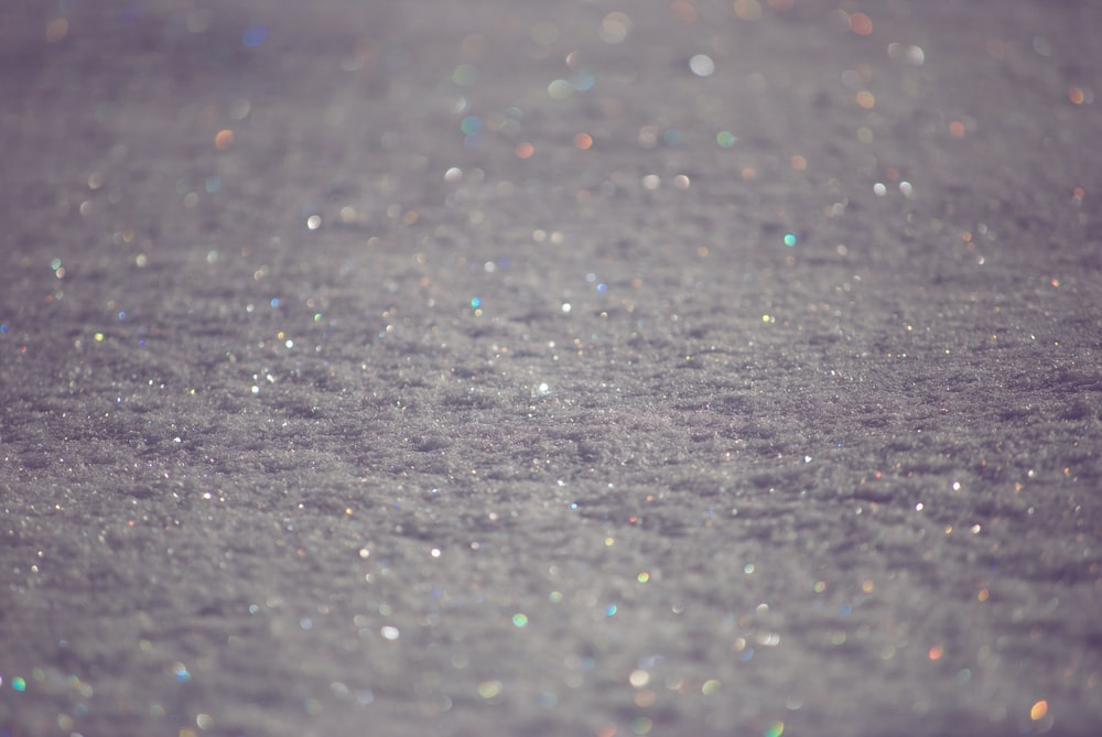 gray sand with multicolored stones