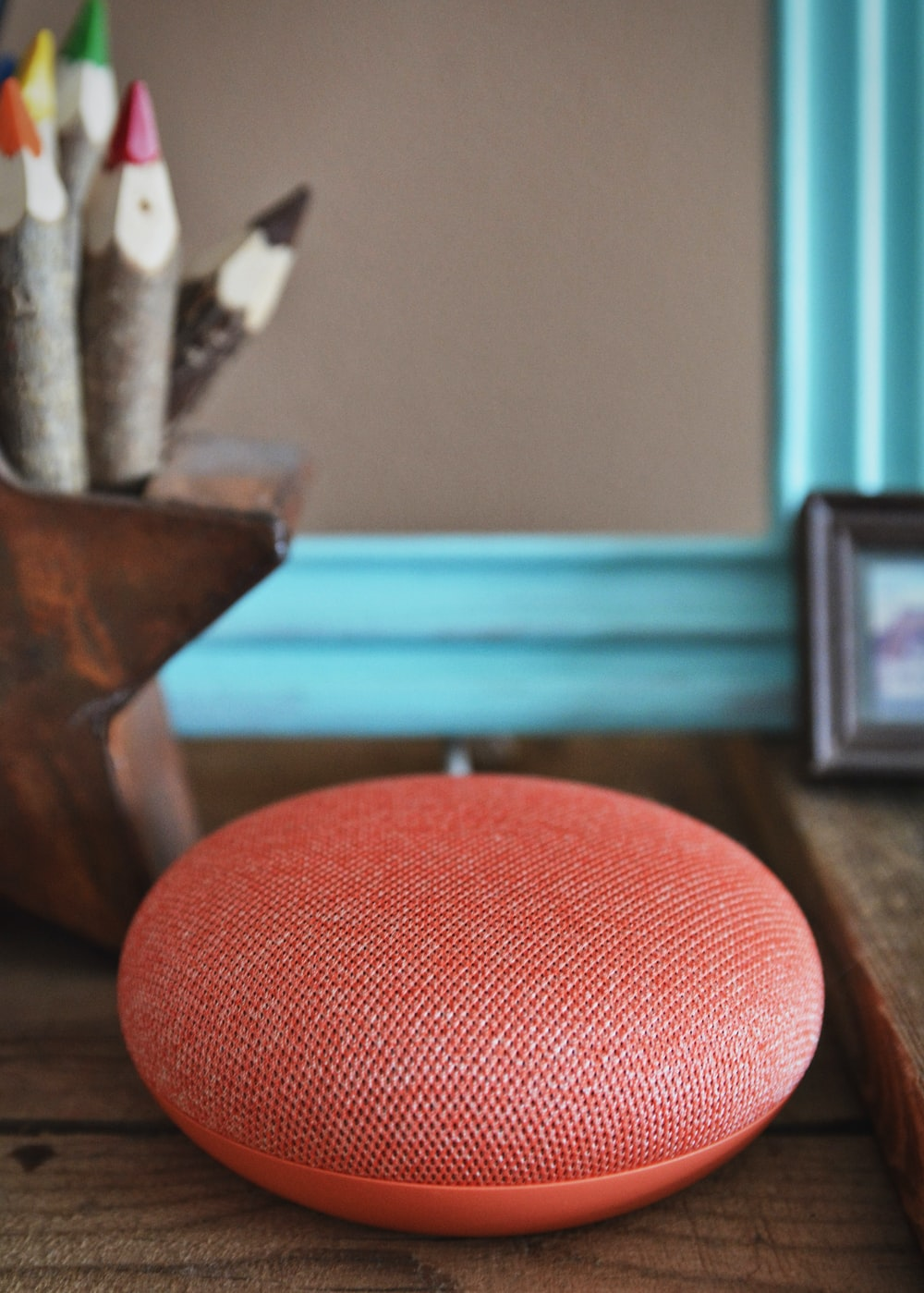 coral Google Home Mini
