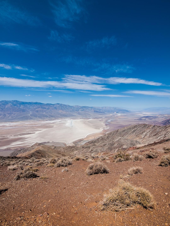 Dante's View in Death Valley, California