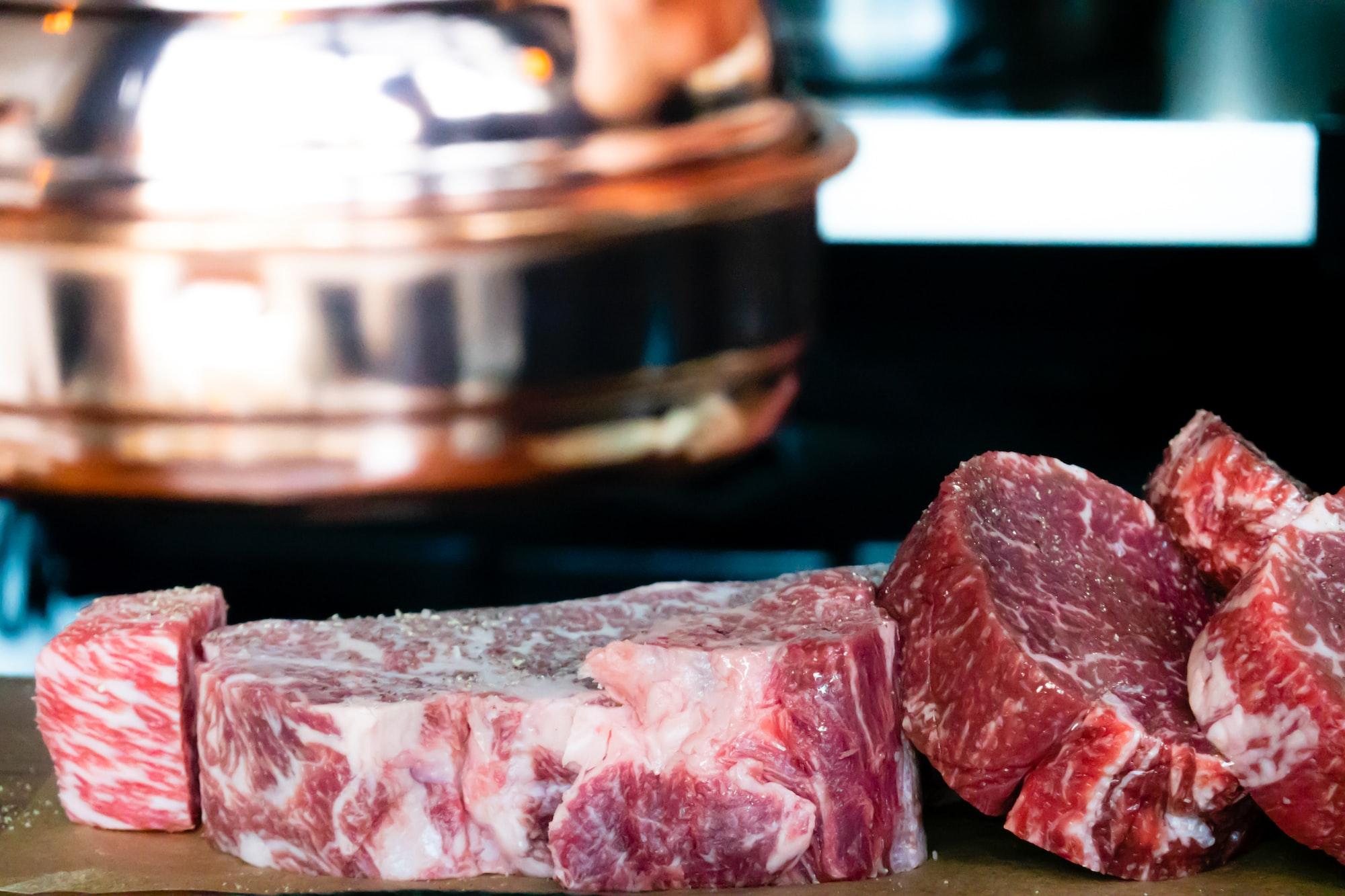 Keto กินแต่เนื้อวัวไขมันจะจุกอกตายมั้ย ?