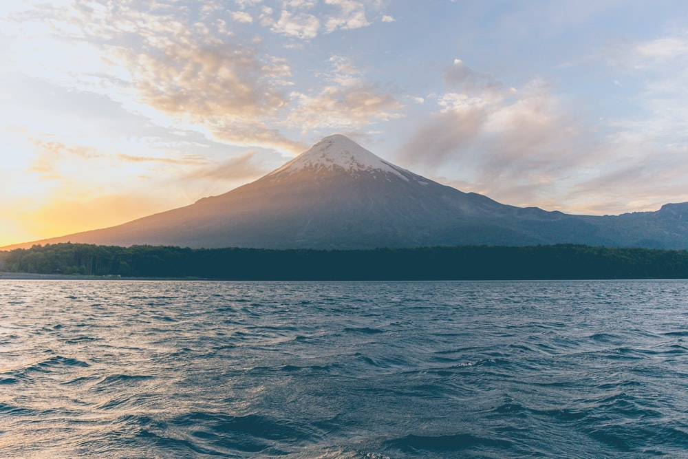 mountain far from sea