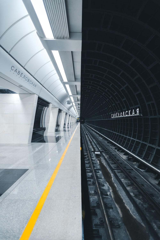 black railway