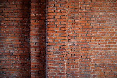 Old bricks Old Town Glueckstadt