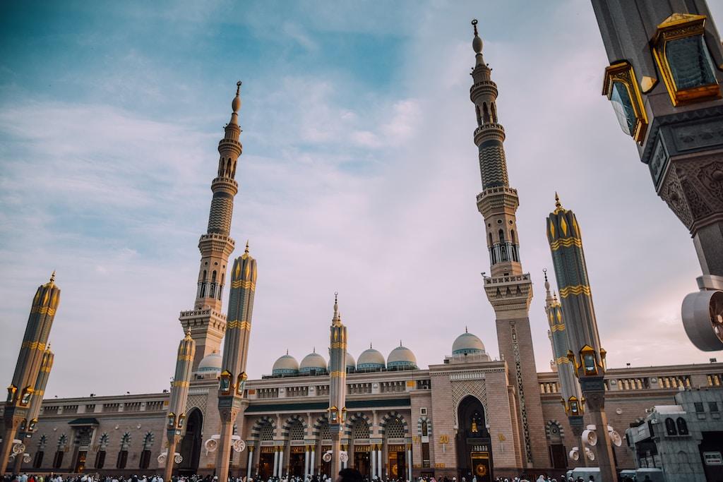 Addobbi natalizi Arabia saudita