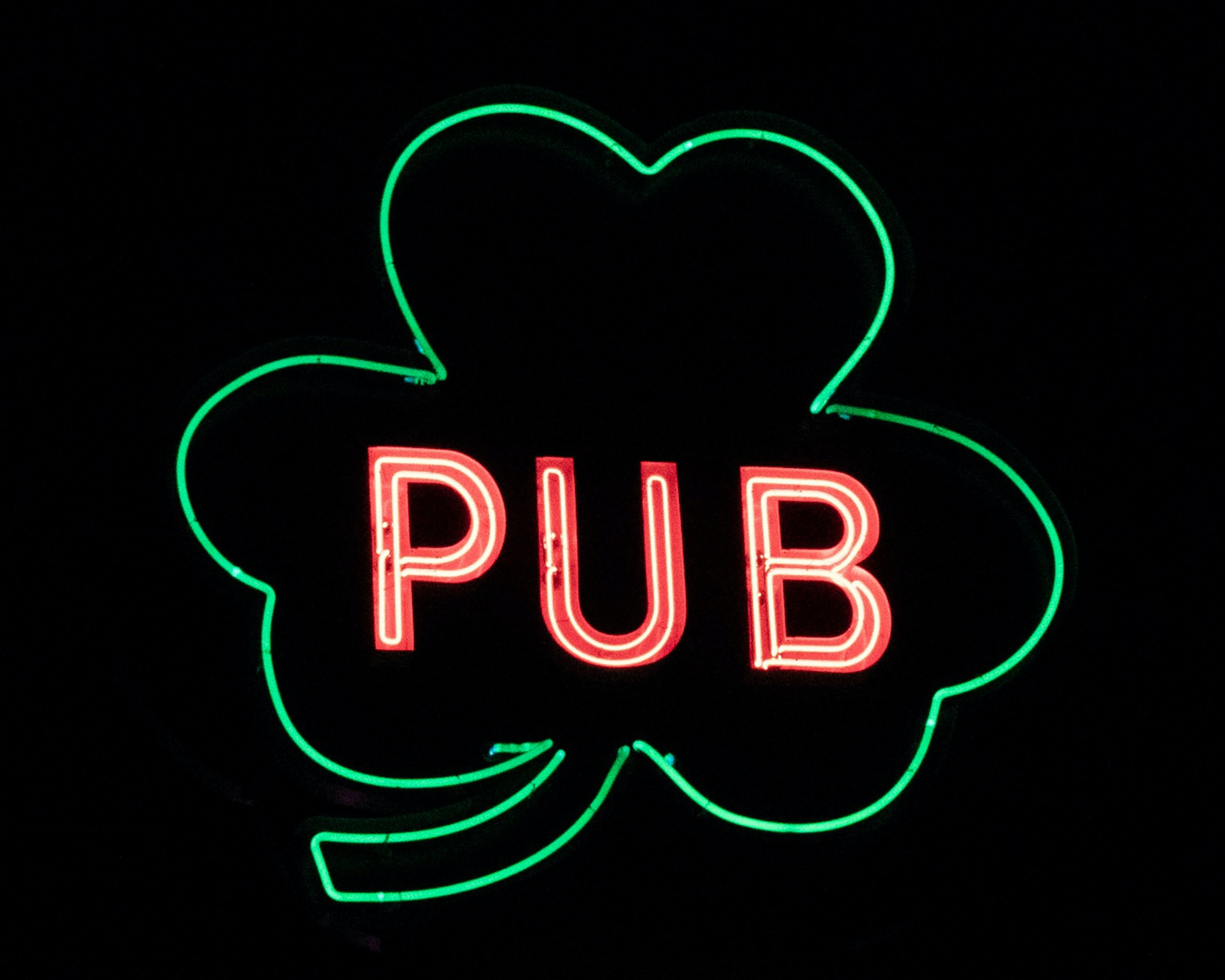 HAVE A DRINK ON ME shamrock stories