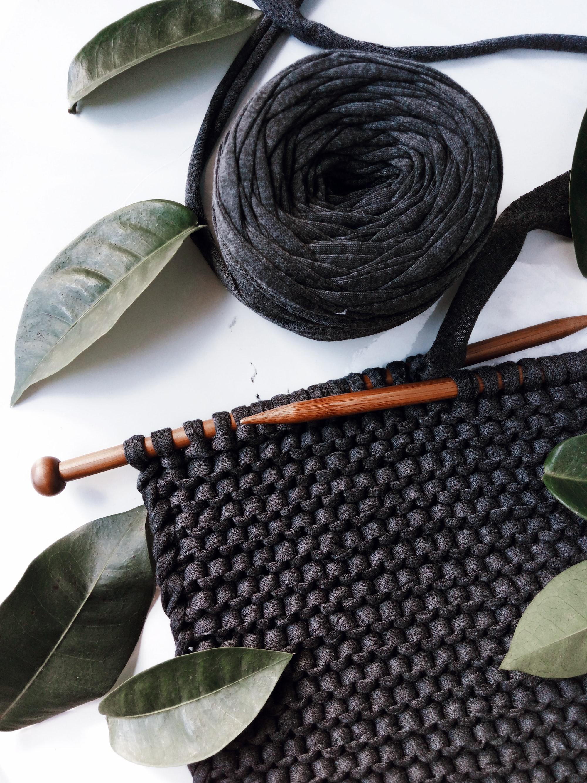Come contare i ferri nel lavoro a maglia