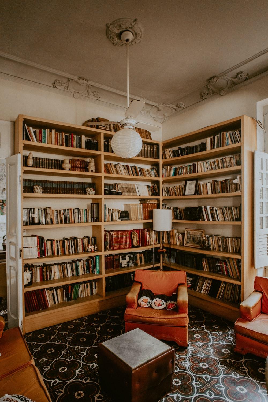 books on boo rack