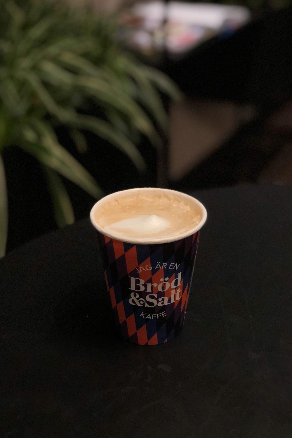 Brod & Salt disposable cup