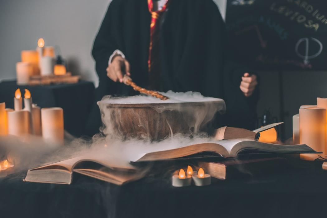 Hogwarts - London in February