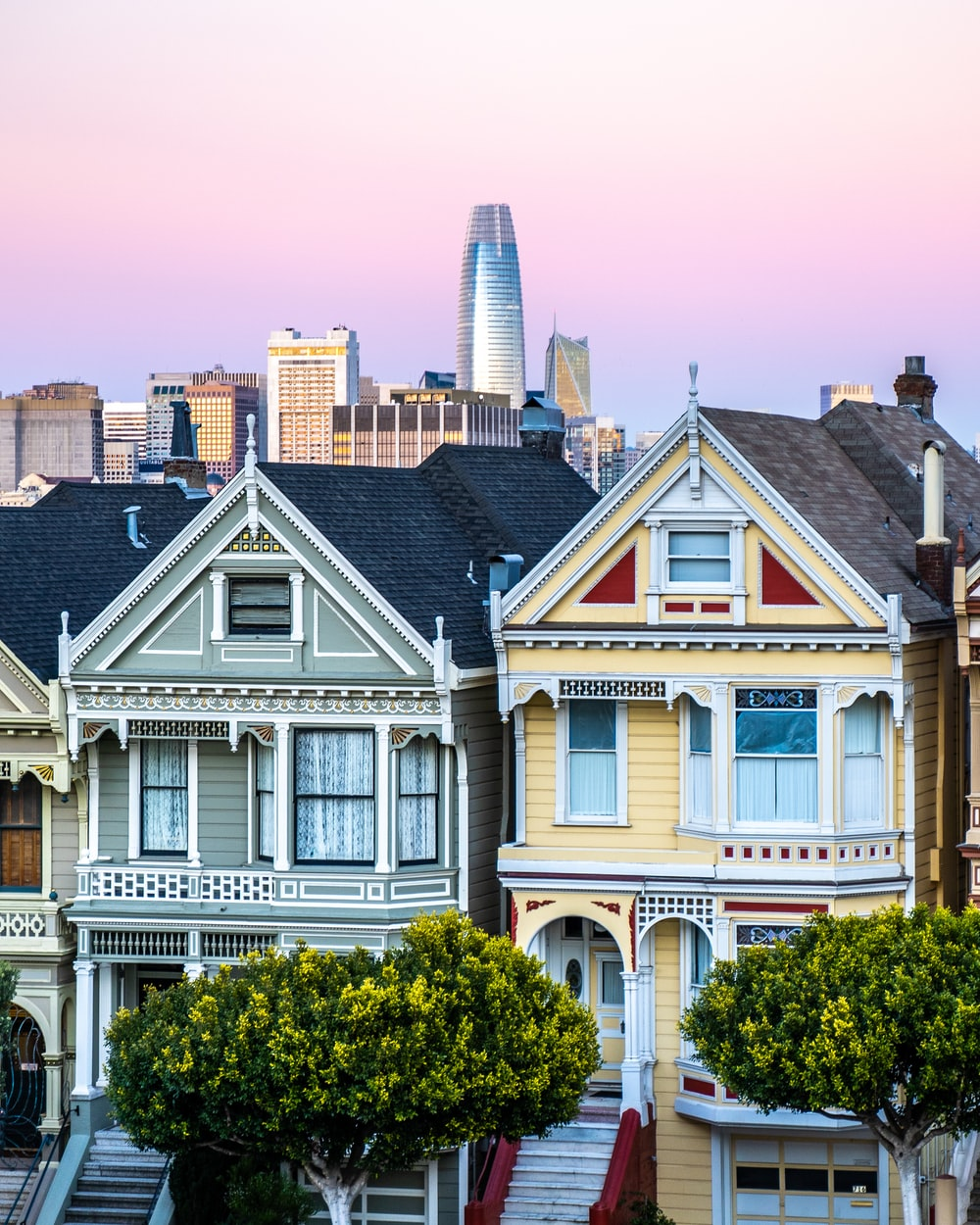 Painted Ladies, California