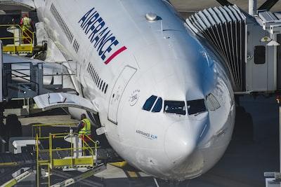 Beschreibung des Fotografen: AIRFRANCE Airbus a330-203 at KIAH