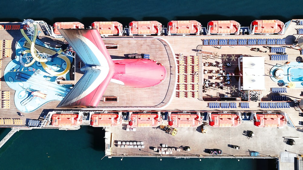 aerial cruise deck