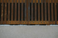 City of Chicago grille