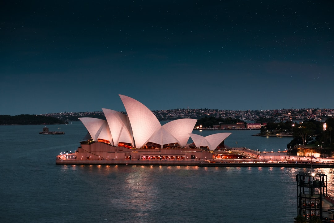Take Selfies in Front of These 5 Famous Australian Architectural Masterpieces