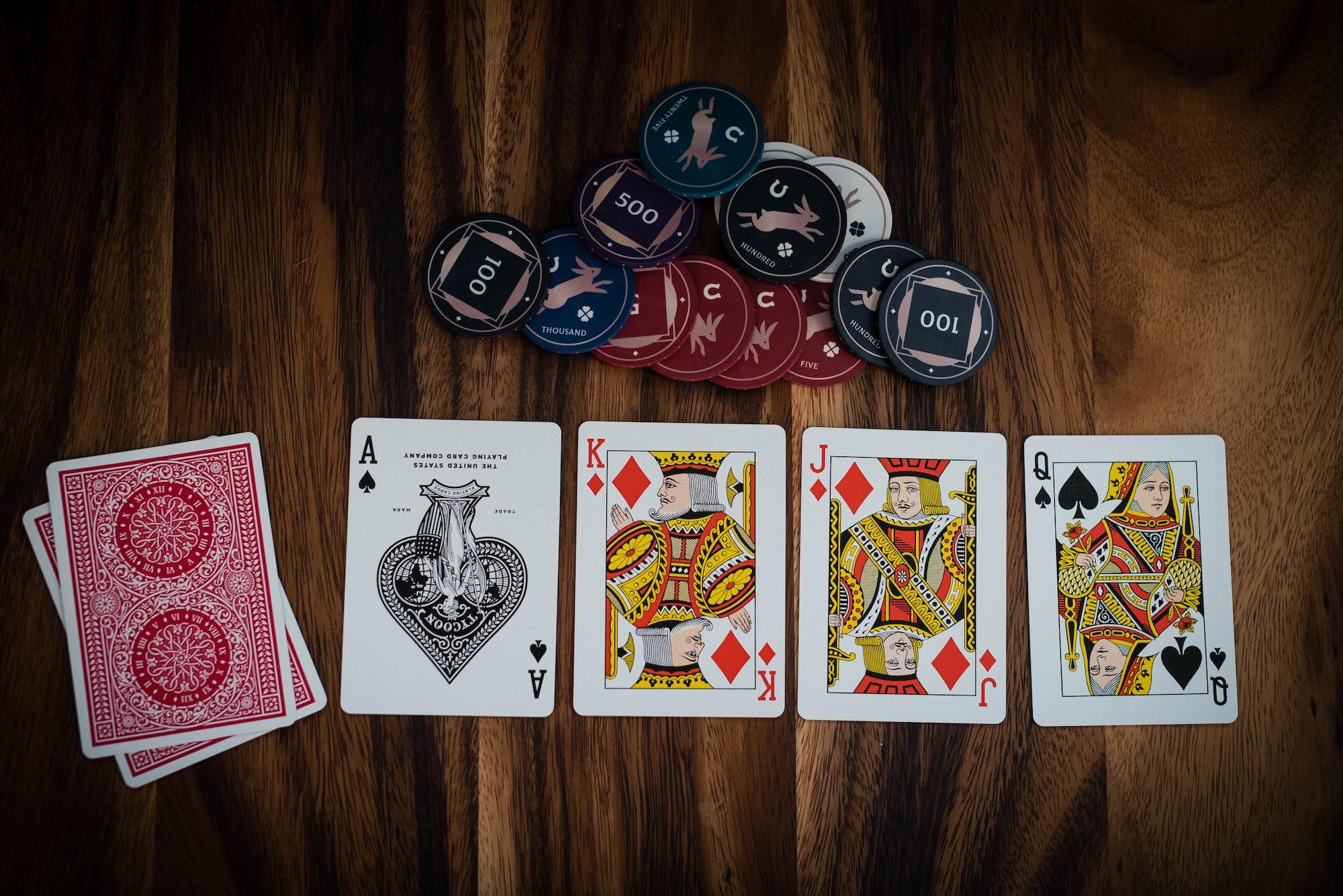 Pokerde Ortaya Konulması Zorunlu Para Bulmaca Anlamı Nedir?