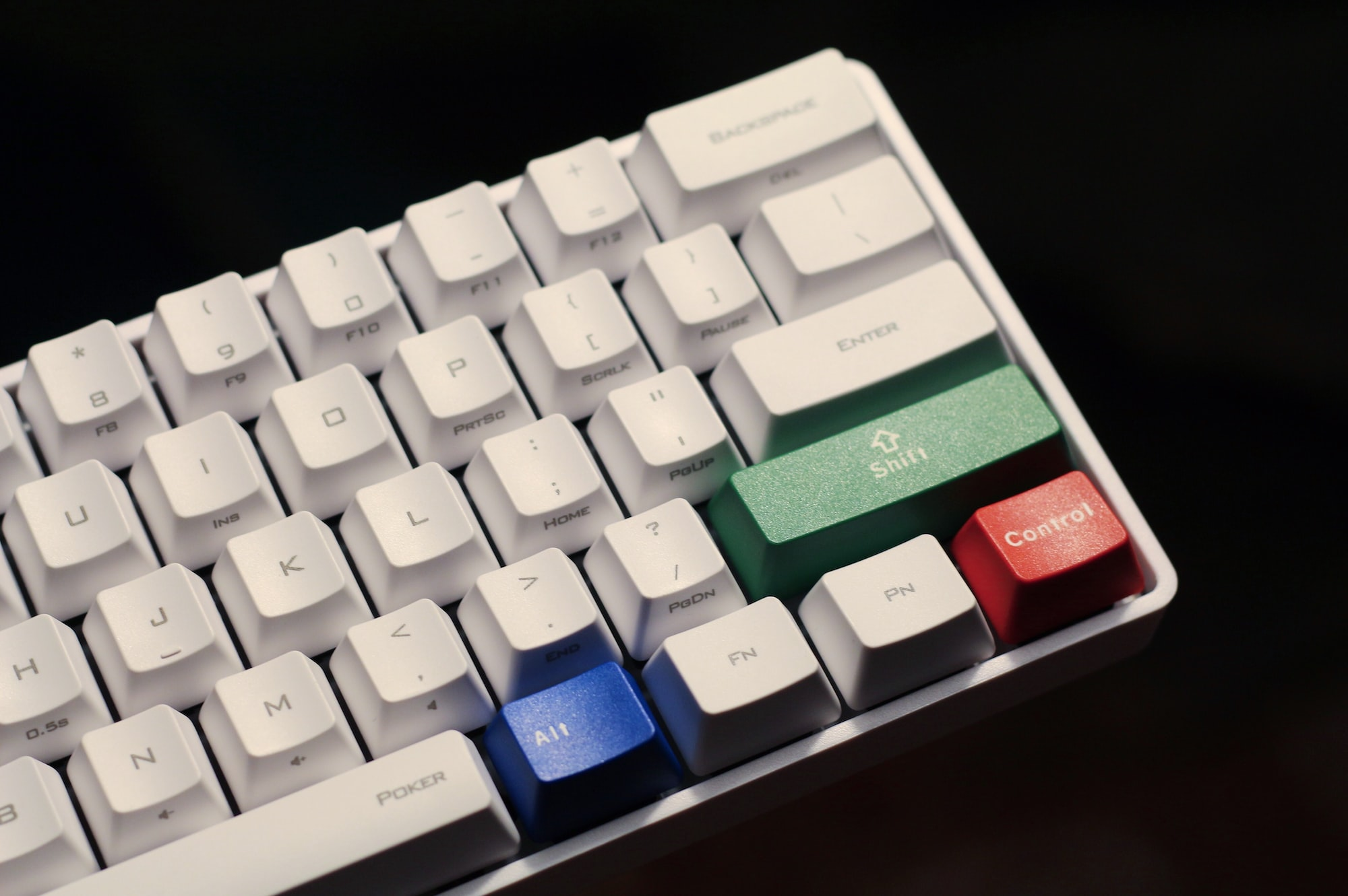 Ergodone, ruining all other keyboards forever