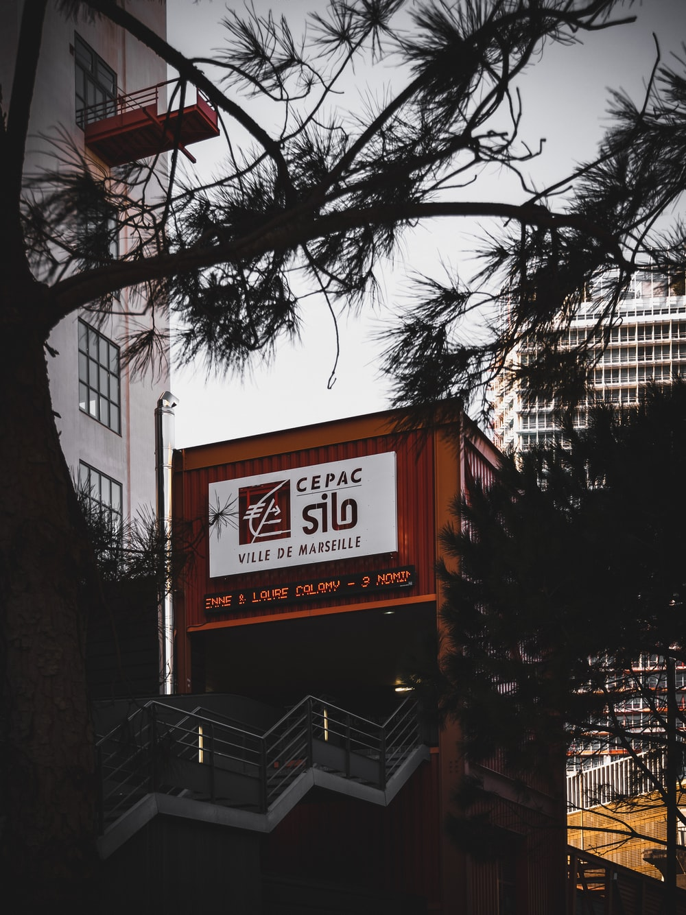 Cepac signage