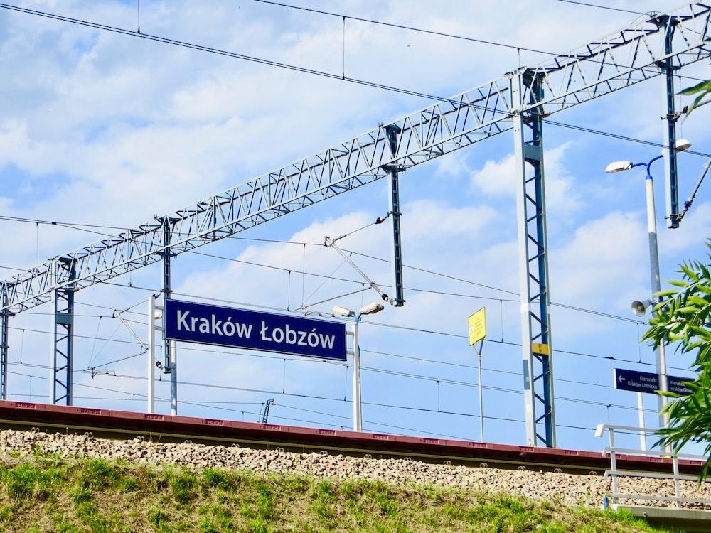 Krakow Lobzow bridge