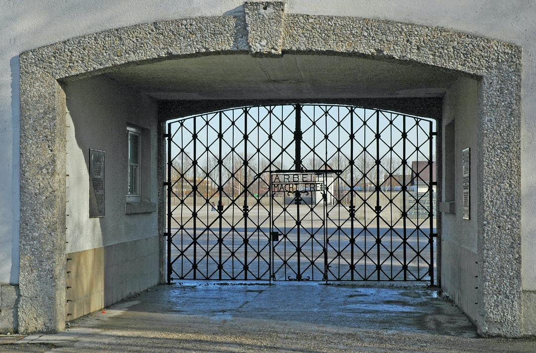 Main gate entrance.