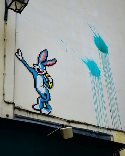 Bugs Bunny Characters