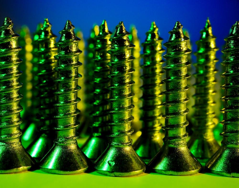 brass screw lot