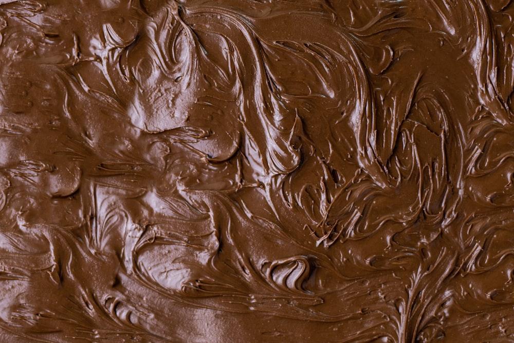 brown chocolate