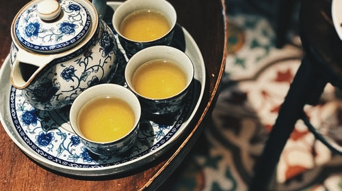 How to Make the Cup of Perfect Chinese Tea