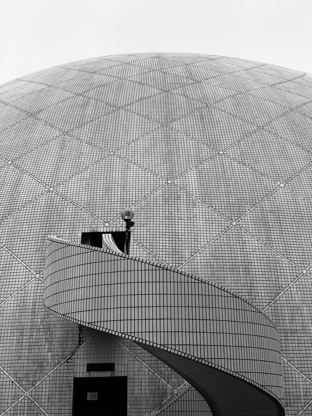 dome bulding
