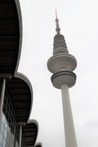 view of tower during daytime