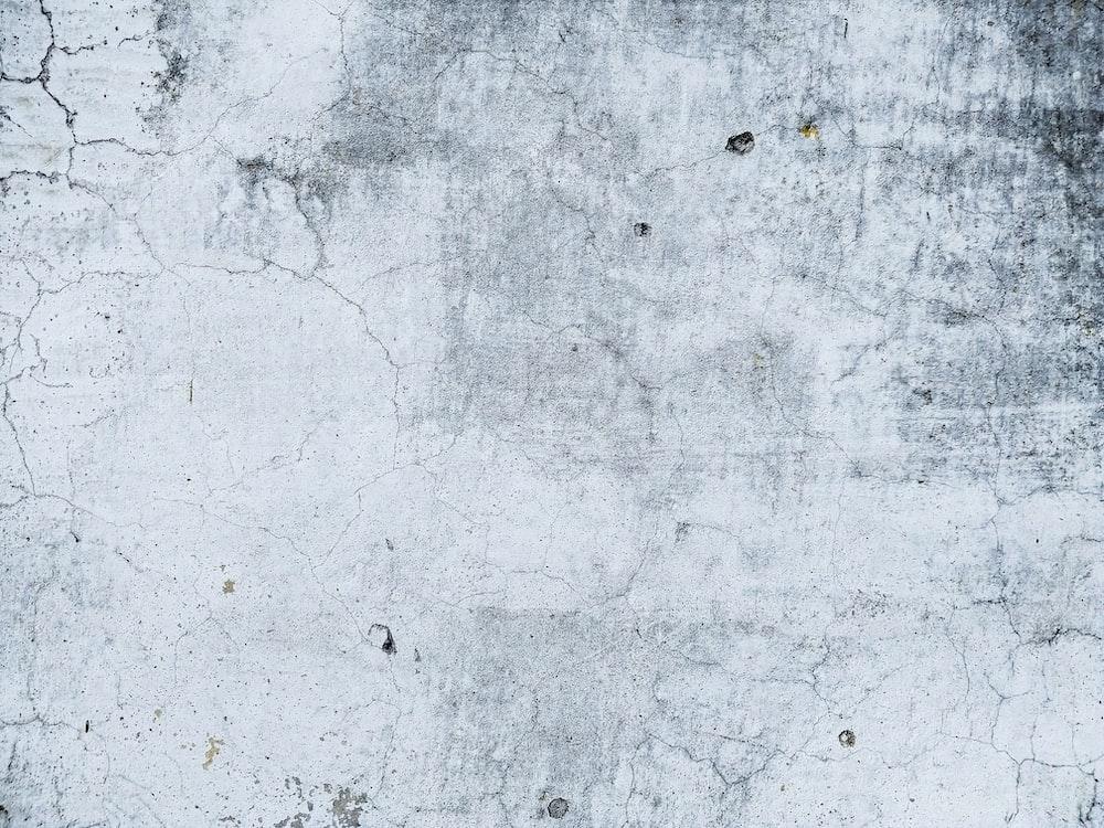 white concrete surface