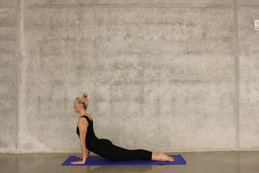 Flexibility through Yoga and Stretching