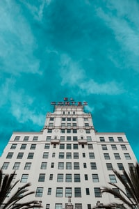 An amazing hotel in Downtown San Diego, The El Cortez.